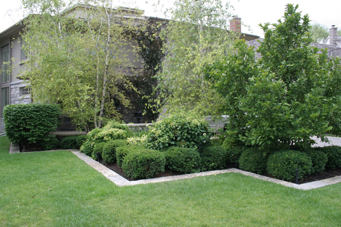 Leis Landscaping Yard : Portfolio leishman landscaping toronto east york